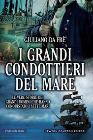 I grandi condottieri del mare - copertina