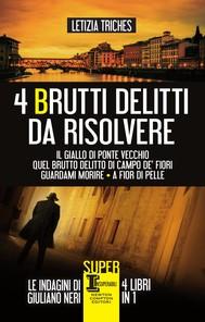 4 brutti delitti da risolvere - copertina