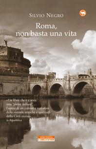 Roma, non basta una vita - Librerie.coop