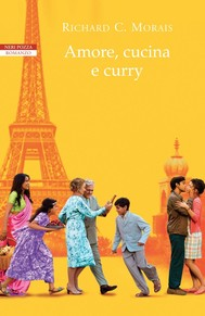 Amore, cucina e curry - copertina