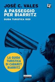 A passeggio per Biarritz - copertina