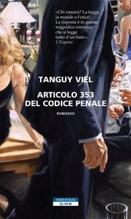 Articolo 353 del codice penale - copertina