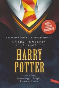 Guida completa alla saga di Harry Potter - Librerie.coop