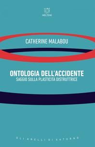 Ontologia dell'accidente - Librerie.coop