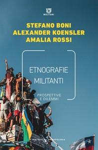 Etnografie militanti - Librerie.coop