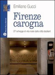 Firenze carogna - copertina