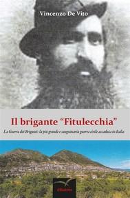 """Il brigante """"Fitulecchia"""" - copertina"""