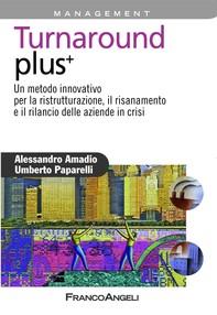 Turnaround plus +. Un metodo innovativo per la ristrutturazione, il risanamento e il rilancio delle aziende in crisi - Librerie.coop