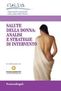 La salute della donna: analisi e strategie di intervento - Librerie.coop