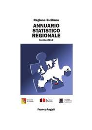 Annuario statistico regionale. Sicilia 2010 - copertina