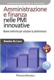 Amministrazione e finanza nelle PMI innovative. Nuove metriche per valutare la performance - copertina