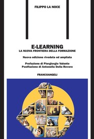 E - learning. La nuova frontiera della formazione - copertina