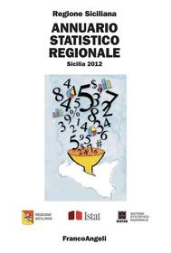 Annuario statistico regionale. Sicilia 2012 - copertina