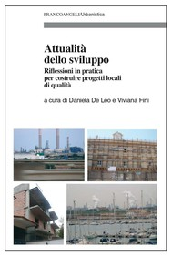 Attualità dello sviluppo locale. Riflessioni in pratica per costruire progetti locali di qualità - copertina