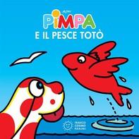 Pimpa e il pesce Totò - Librerie.coop