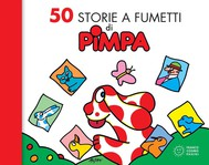 50 storie a fumetti di Pimpa - copertina