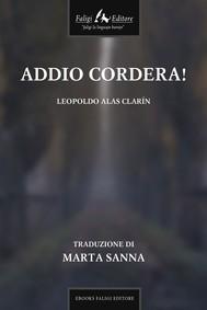 Addio Cordera!  - copertina