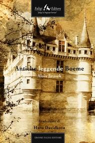 Antiche leggende Boeme - copertina