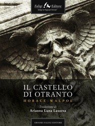 Il Castello di Otranto   - copertina