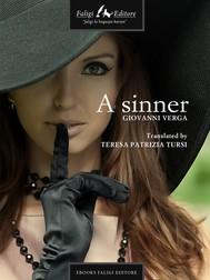 A Sinner - copertina