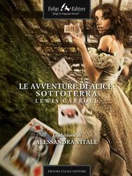 Le avventure di Alice sottoterra   - copertina
