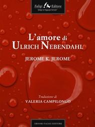 L'amore di Ulrich Nebendahl - copertina