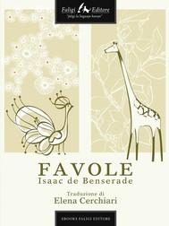 Favole Isaac de Berserade  - copertina
