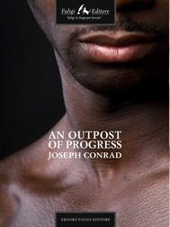 An Outpost of Progress - copertina