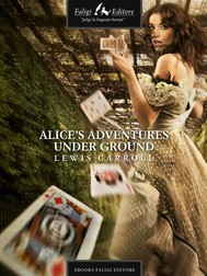 Alice's Adventures Under Ground - copertina