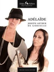 Adélaïde - copertina