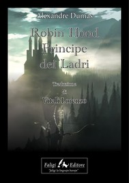 Robin Hood, Principe dei Ladri  - copertina