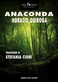 Anaconda - copertina