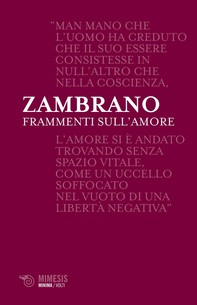 Frammenti sull'amore - Librerie.coop