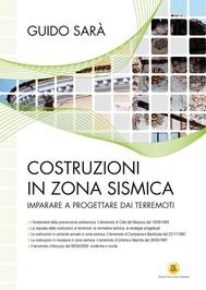 Costruzioni in zona sismica - copertina