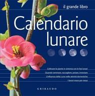 Calendario lunare - copertina