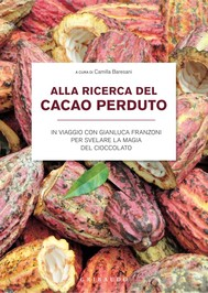 ALLA RICERCA DEL CACAO PERDUTO - copertina