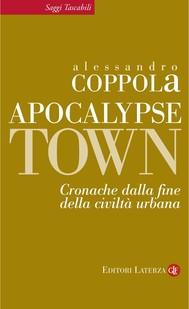 Apocalypse town - copertina
