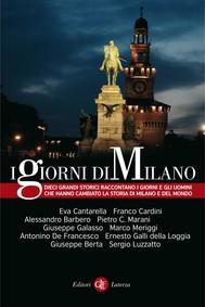 I giorni di Milano - copertina
