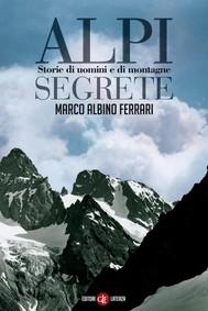 Alpi segrete - copertina