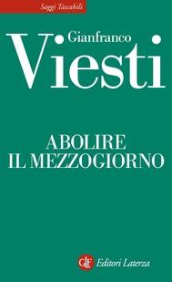 Abolire il Mezzogiorno - copertina
