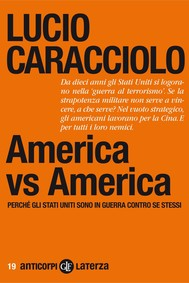 America vs America - copertina