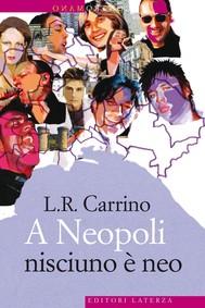 A Neopoli nisciuno è neo - copertina