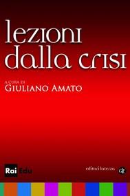 Lezioni dalla crisi - copertina