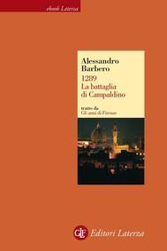 1289. La battaglia di Campaldino - copertina