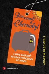 Benvenuti a Chernobyl - copertina