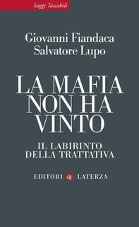 La mafia non ha vinto - Librerie.coop