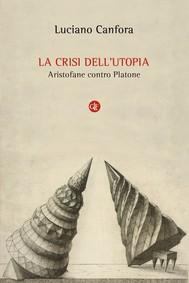 La crisi dell'utopia - copertina