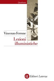 Lezioni illuministiche - copertina