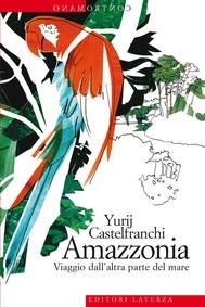 Amazzonia - copertina