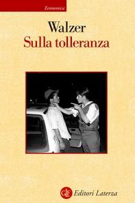 Sulla tolleranza - Librerie.coop